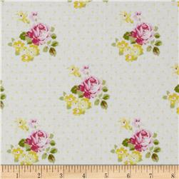 Tanya Whelan Sunshine Roses Hanky Rose Yellow