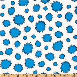 The Lorax Organic Truffala Trees Water Fabric
