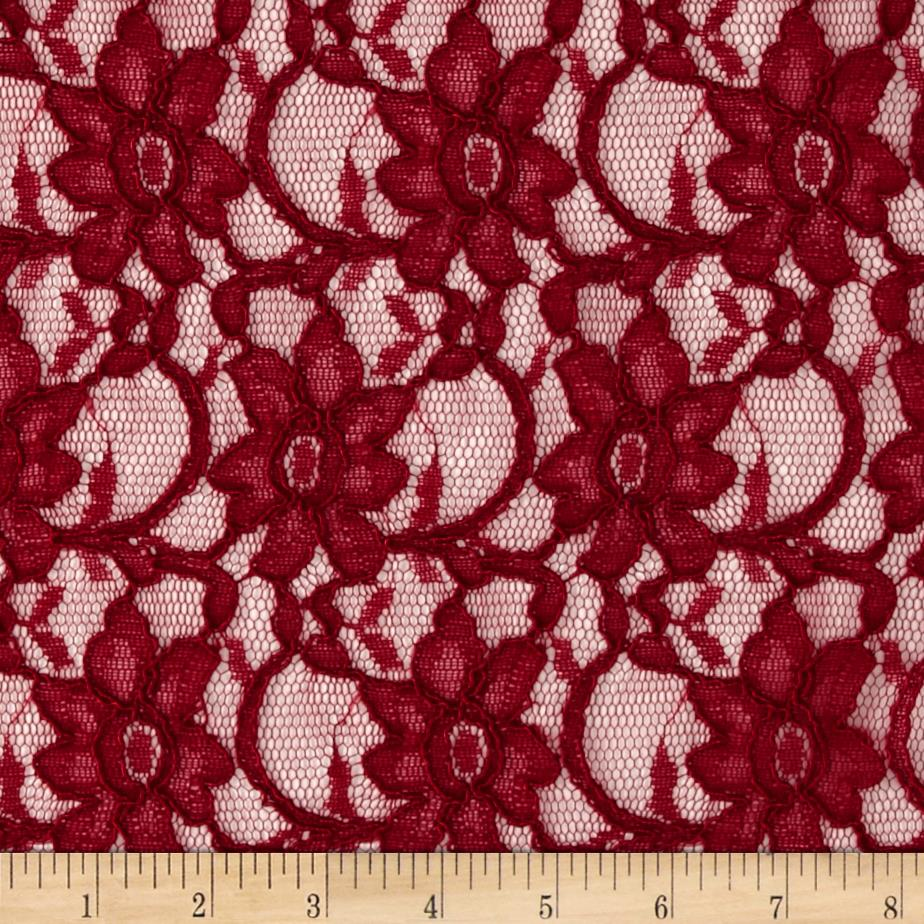 Telio Supreme Lace Crimson