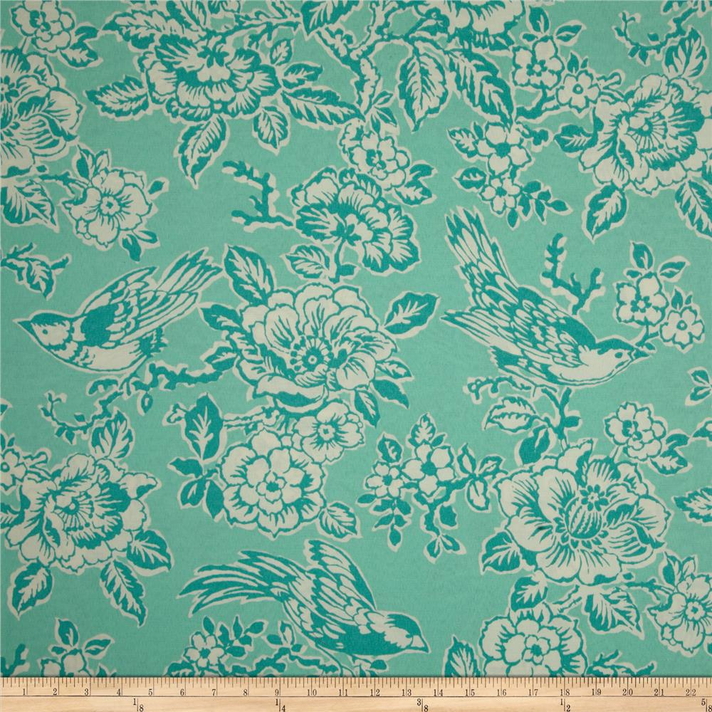Tempo Indoor/Outdoor Birds Jade Green