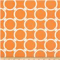 Premier Prints Linked Macon Apache Orange