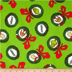 How The Grinch Stole Christmas Ornaments Holiday Green