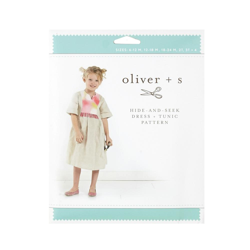 Oliver + S Hide-And-Seek Dress + Tunic Pattern