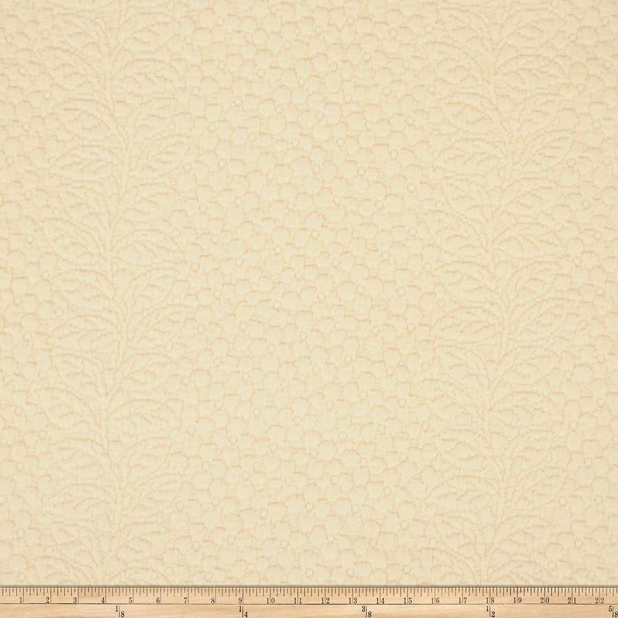Fabricut Sheffield Matelasse Natural