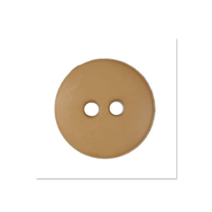 Colors by Favorite Findings 5/8'' Buttons 20/Pack Parchment