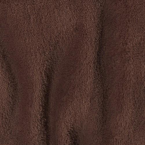 Double-Sided Minky Fleece Brown