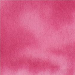 Blender Fleece Tie Dye Pink