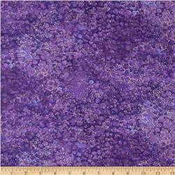 Artisan Spirit Shimmer 108'' Wide Quilt Backing Purple/Blue