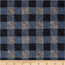 Penny Rose Menswear Check Gray