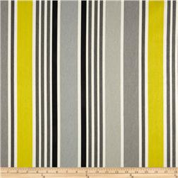 Waverly Next Wave Stripe Twill Onyx