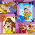 Disney Princess I am a Princess Fleece Patch Pink