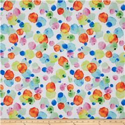 "Potpourri Digital 108"" White/Multi"