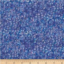 Liberty of London Murray Loopback Terry Morris Blue/Purple