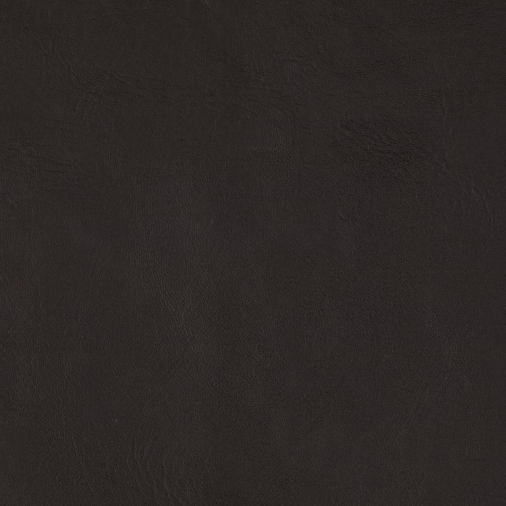 Flannel Backed Faux Leather Majik Dark Brown Discount Designer