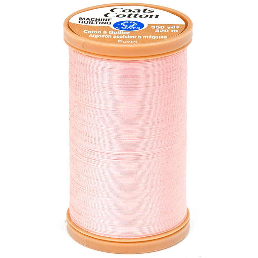 Coats & Clark Machine Quilting Cotton Thread 350 yd. Pink