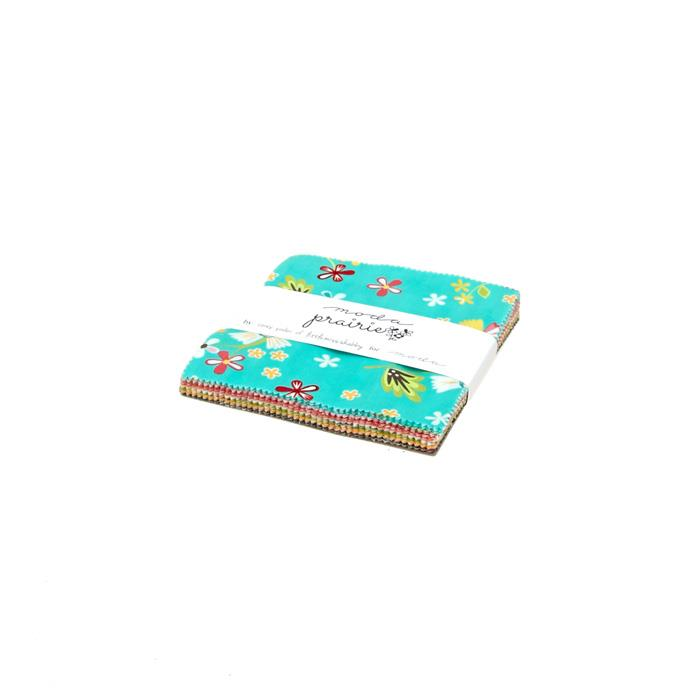 "Moda Prairie 5"" Charm Packs"