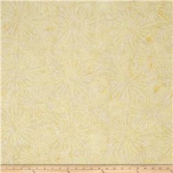 Batavian Batiks Sparklets Light Yellow