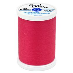Coats & Clark Dual Duty XP 250yd Hot Petunia