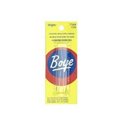 Boye Cross Stitch Needle Size 26 - 3 pieces