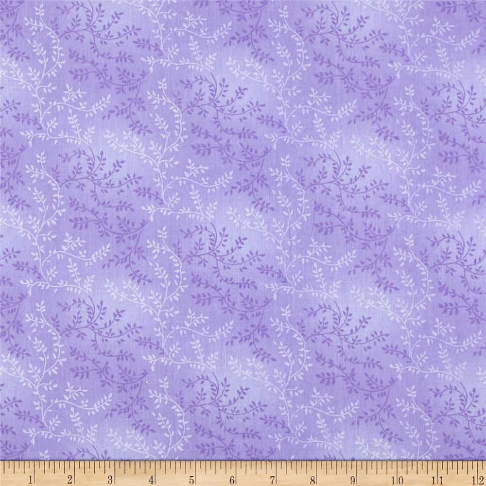 "108"" Wide Quilt Back Tonal Vineyard Lavender"