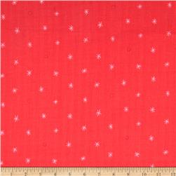 Cotton & Steel BeSpoke Cotton Double Gauze Spark Coral