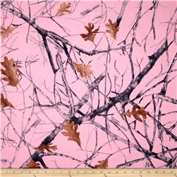 True Timber Outdoors Camouflage Ovation Pink Fabric