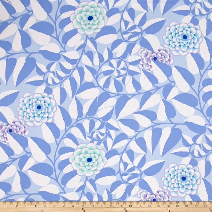 Kaffe Fassett Collective Vine Blue