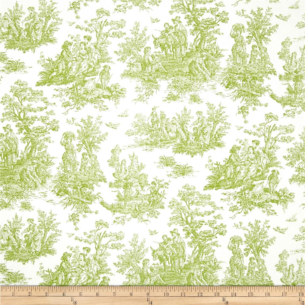 Premier Prints Indoor/Outdoor Jamestown Bay Green