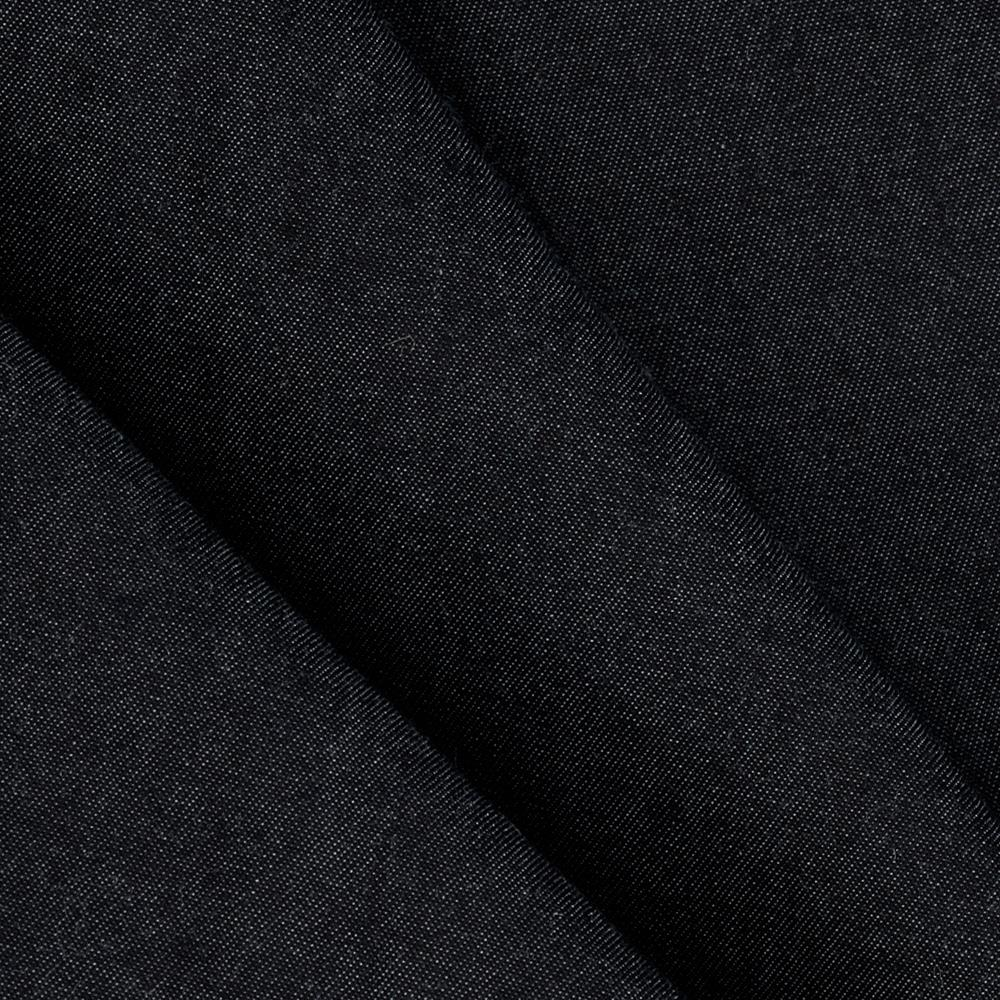 4.5oz Tencel Denim Chambray Black