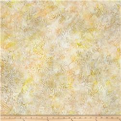 Batavian Batiks Rippled Reflections Tan/Peach