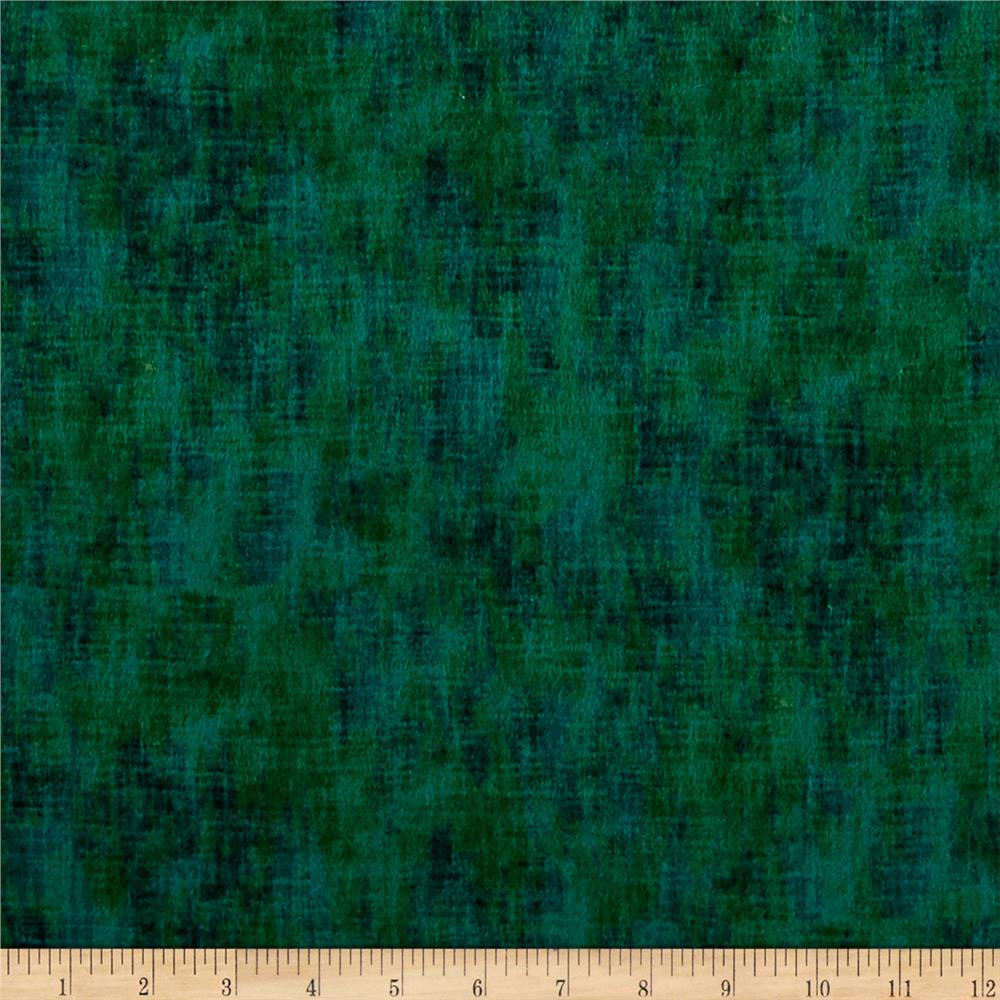 Timeless Treasures Flannel Studio Texture Vine