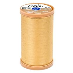 Coats & Clark Machine Quilting Cotton Thread 350 yd. Temple Gold