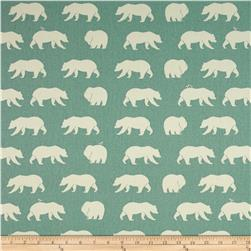 Birch Organic Bear Camp Bear Canvas Hike Mineral