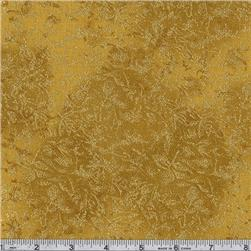 Michael Miller Fairy Frost Gold Fabric