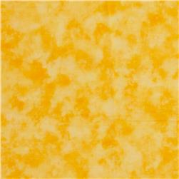 Fresco Mottled Solid Marigold