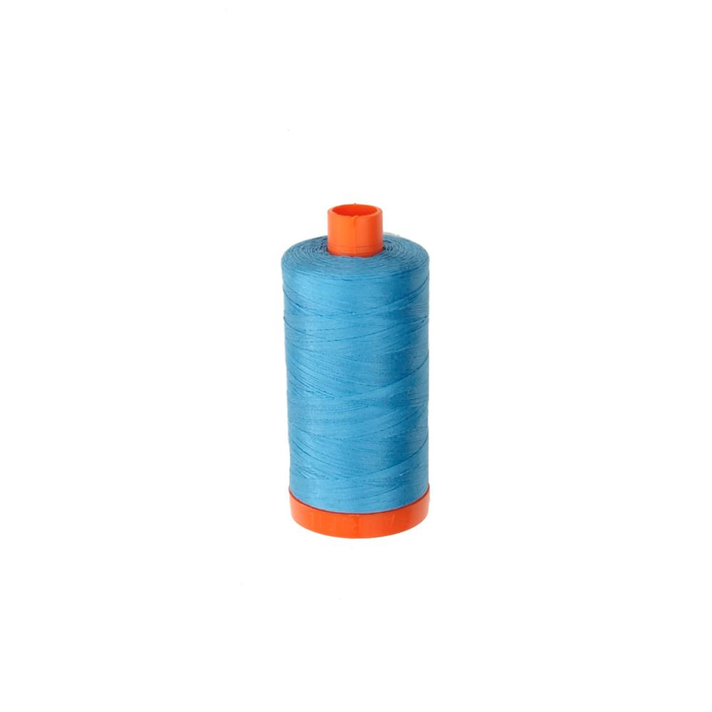 Aurifil Quilting Thread 50wt Medium Teal