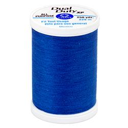 Coats & Clark Dual Duty XP 250yd Treasure Blue