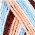 Red Heart Yarn Soft Baby Steps 9940 Mud Pie