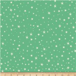 Riley Blake Witch Hazel Witch Stars Green