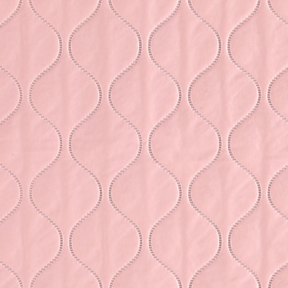 Quilted Vinyl Pink