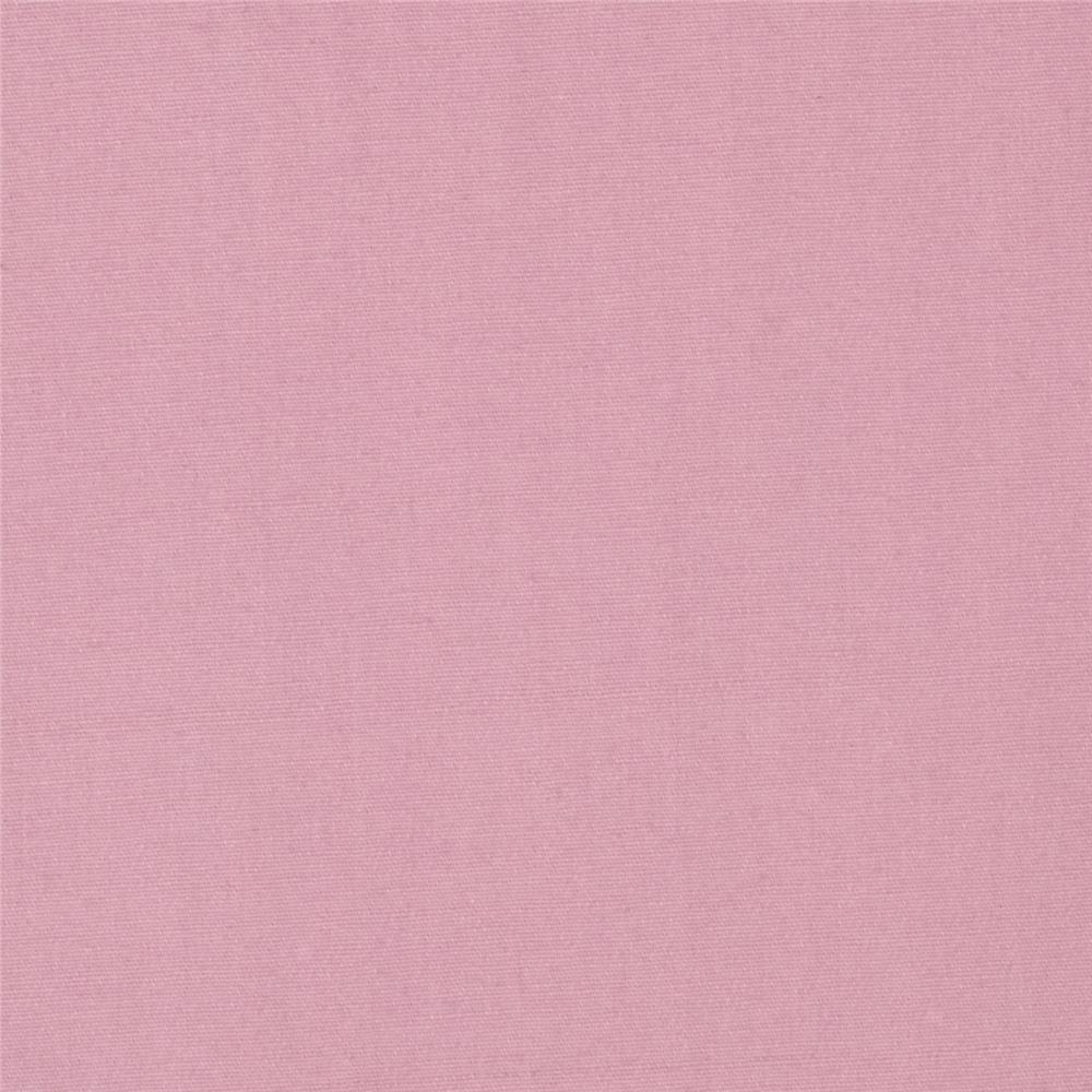 Cotton Twill Pastel Pink