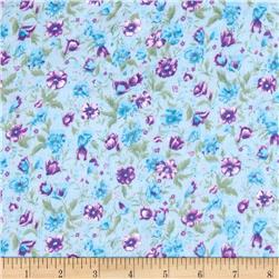 Flannel Sherri Blue