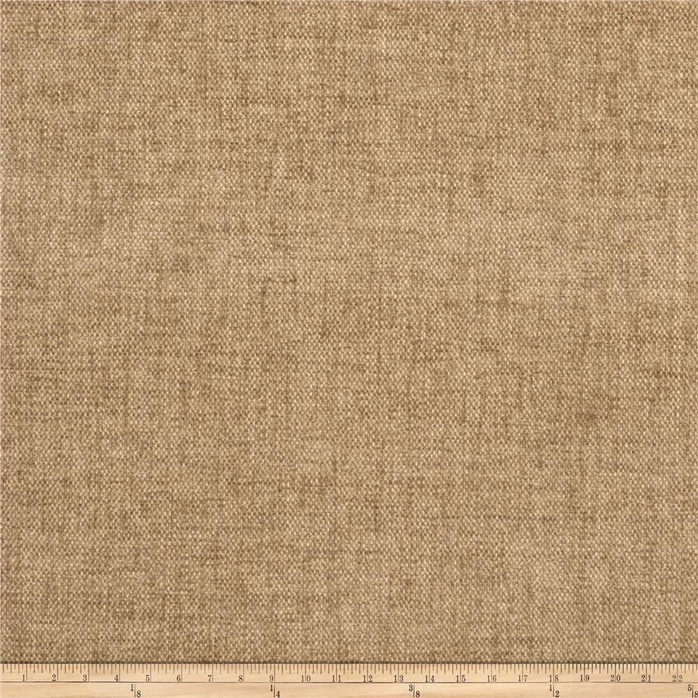 Fabricut Pacer Chenille Brown Sugar