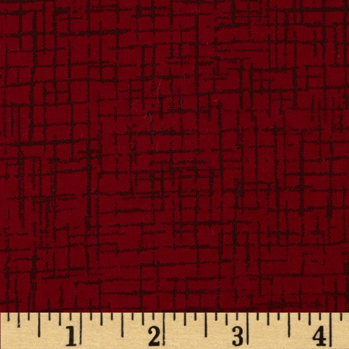 110 In. Wide Quilt Back Betula Flannel Dark