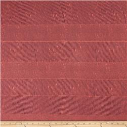 Designer Knit Stripped Mahogany