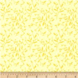 Imaginarium Ditsy Twigs Yellow