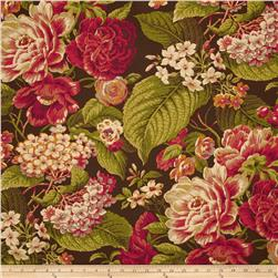 Waverly Floral Flourish Cordial Fabric