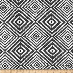 Colorado Shirting Diamond Tile Black/Ivory