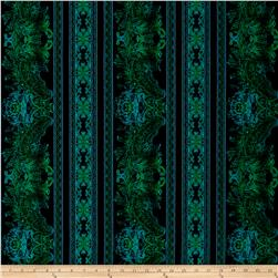 Jinny Beyer Burano Lace Border Turquoise