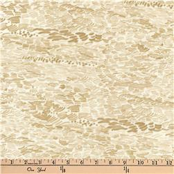 Kaufman Vincent Van Gogh Waves Ivory